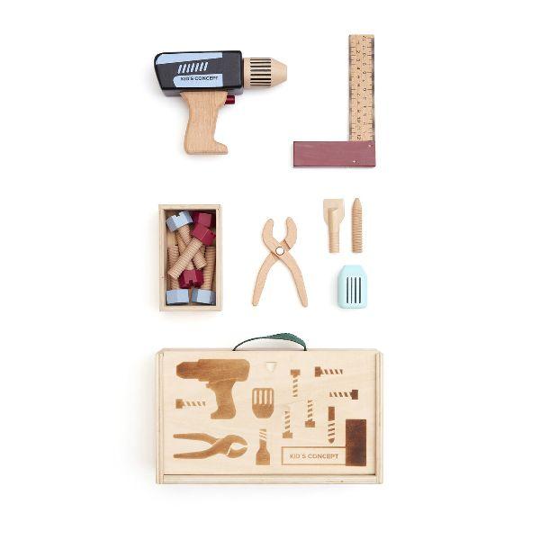 malette à outils kid's concept