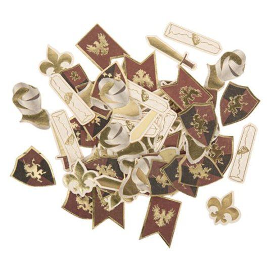 confettis chevalier