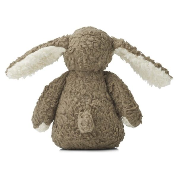 Doudou riley the rabbit pale grey liewood