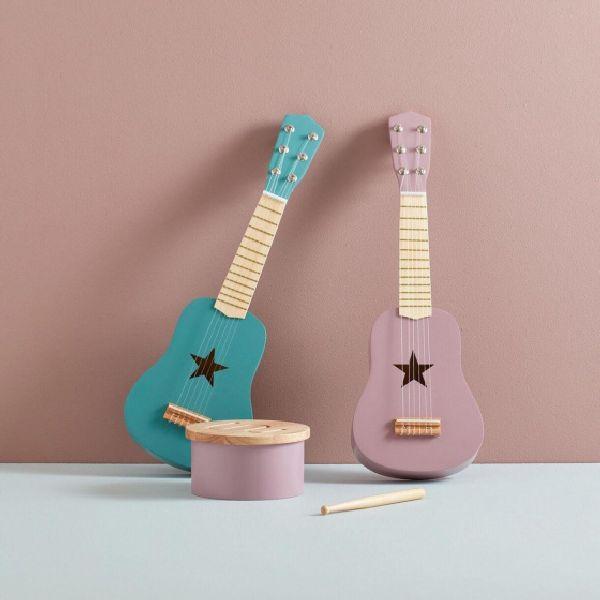 Guitare verte kid's concept